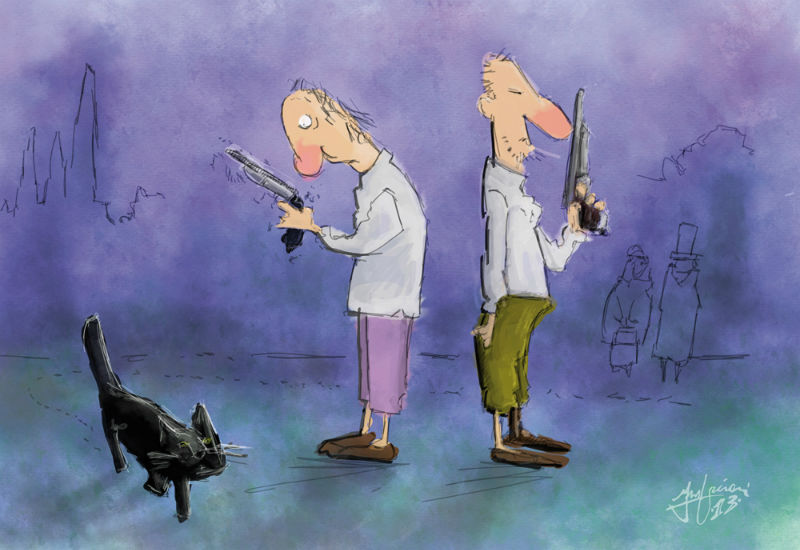 Leggi di Murphy, umorismo e pessimismo creativo